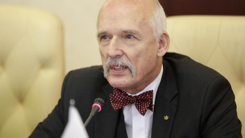 Евродепутат: Россия права, считая НАТО угрозой