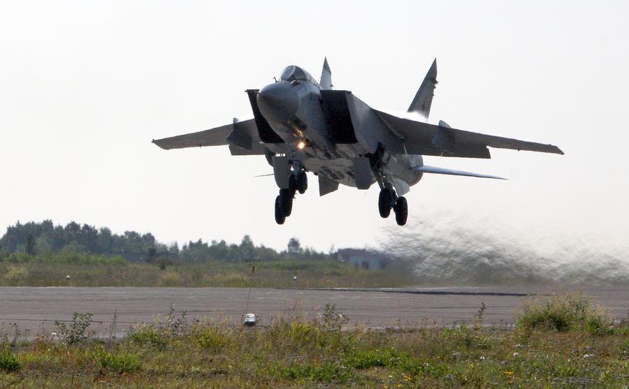 СК РФ: Причиной падения МиГ-31 под Владивостоком стало нарушение правил полётов