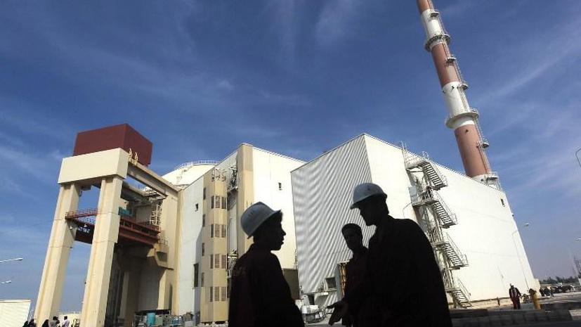 Четыре человека арестованы в Иране за подготовку аварии на АЭС