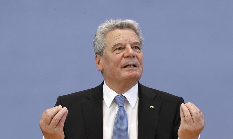 Президент Германии благодарен СССР за достойную жизнь немецкого народа