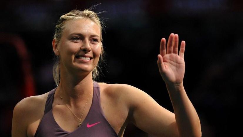 Мария Шарапова поднялась на третью строчку в рейтинге лучших теннисисток мира WTA