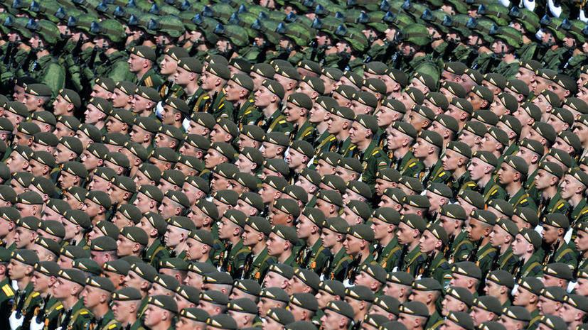 ВС Российской Федерации заняли второе место в рейтинге сильнейших армий мира