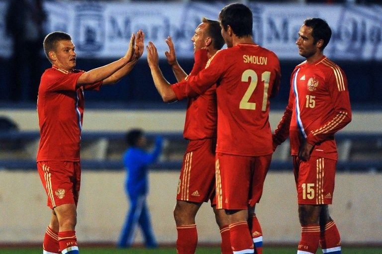 Футболисты сборной России не испытали проблем с командой Исландии