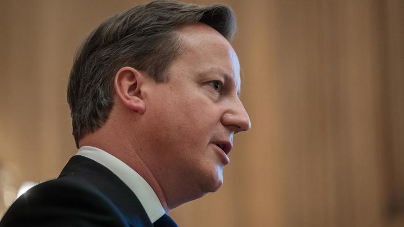 Дэвид Кэмерон признал успехи Башара Асада в борьбе с вооружённой оппозицией