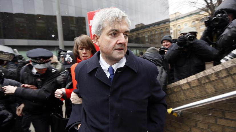 Британский экс-министр приговорен к 8 месяцам тюрьмы за ложные показания