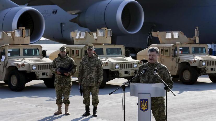 Пётр Порошенко: Альтернативы введению миротворцев в Донбасс нет