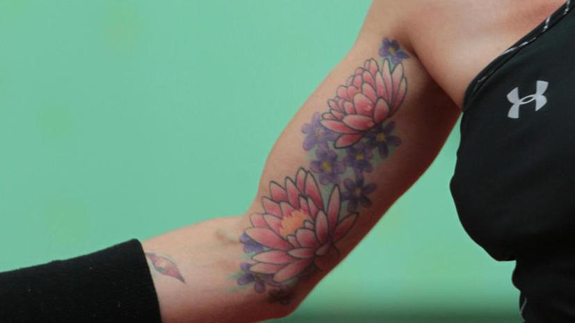 Во Франции снят запрет на разноцветные татуировки