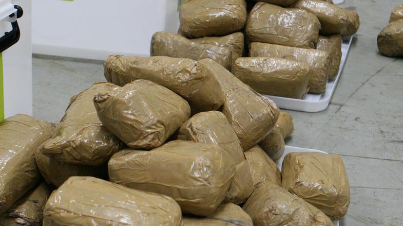Китайские полицейские в ходе рейда изъяли 3 тонны метамфетамина