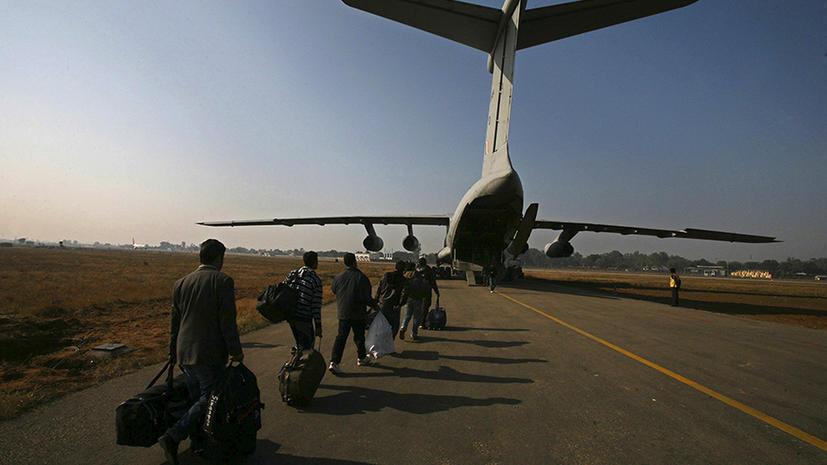 Для желающих покинуть Сирию россиян специально отправили два самолета