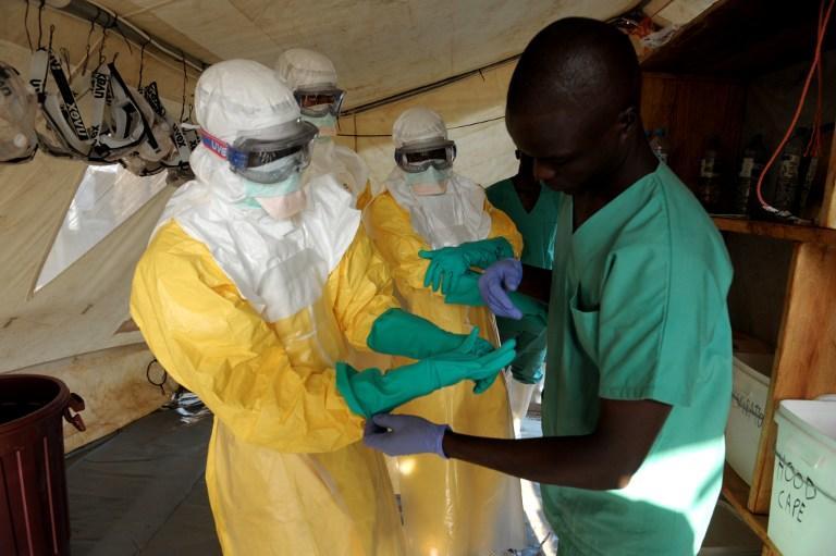 «Врачи без границ»: Эпидемия вируса Эбола в Западной Африке вышла из-под контроля