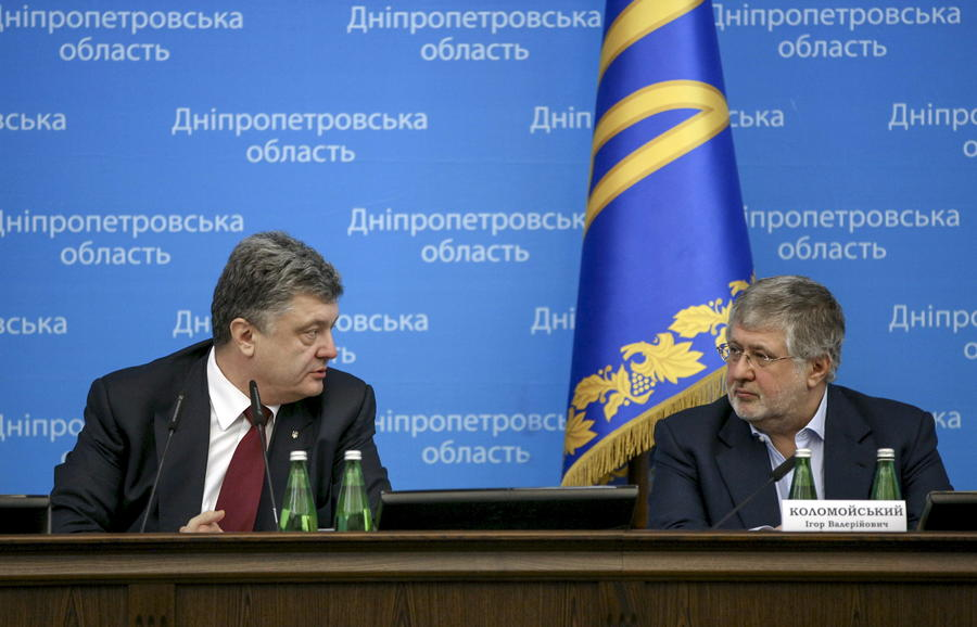 Немецкие СМИ: Избавляясь от конкурентов, Пётр Порошенко создаёт новый клан олигархов