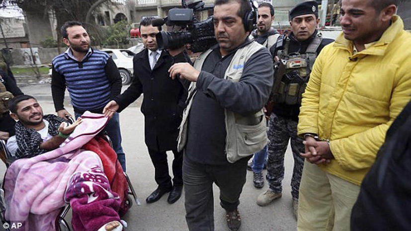 Террорист ИГ на реалити-шоу встретился с семьёй одной из жертв