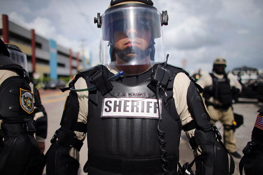 В Милуоки полиция призывает граждан вооружаться