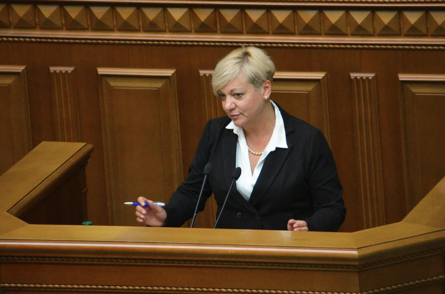 Глава Нацбанка Украины: Девальвация гривны составила более 60%