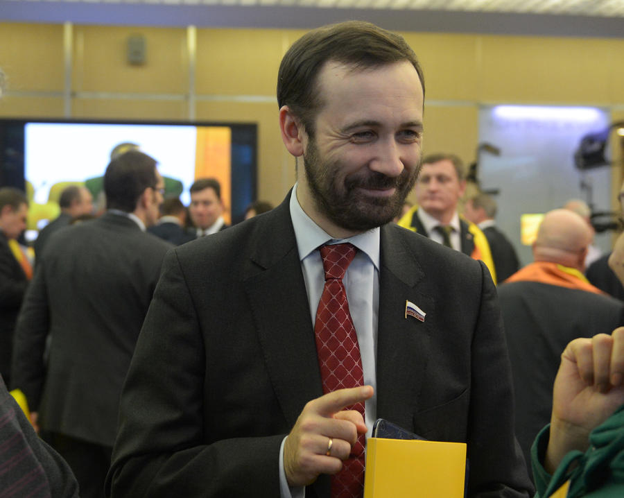 Депутат Илья Пономарёв не собирается возвращать «Сколково» 2,7 млн рублей