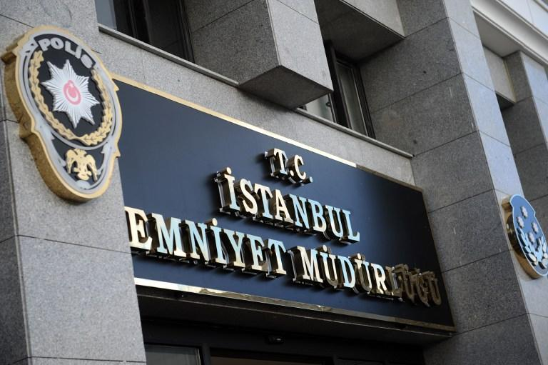 Власти Турции отстранили от должности 25 руководителей полиции Стамбула