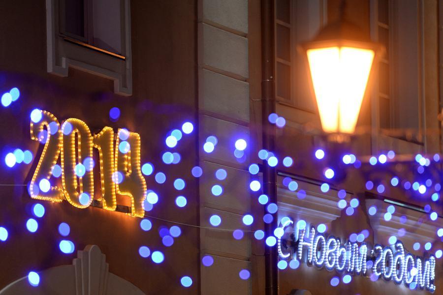 От Чукотки до Калининграда: Новый год шагает по России
