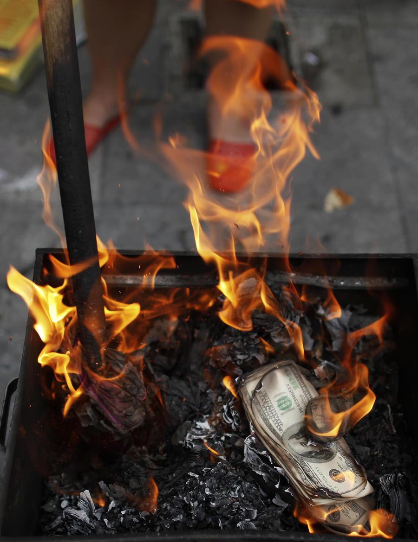 СМИ: «Экономической исключительности» Соединённых Штатов пришёл конец