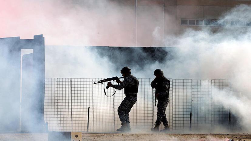Иракские власти разогнали демонстрацию боевыми патронами - четыре погибших