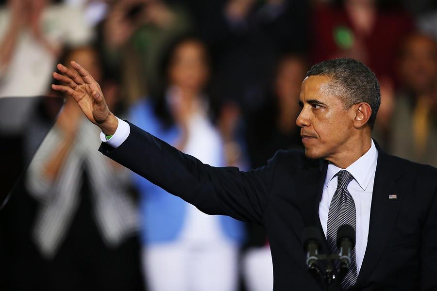 Барак Обама: В США необходимо ограничить продажу оружия