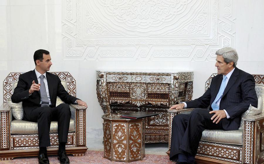 США изменили своё отношение к президенту Сирии Башару Асаду