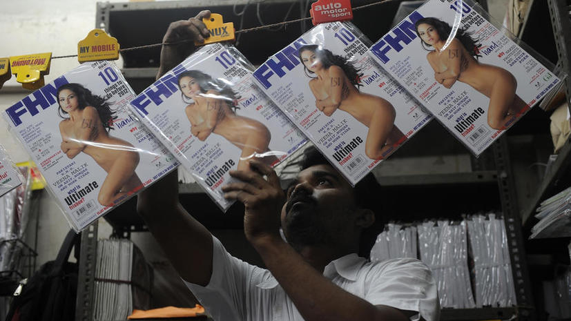 Британские женщины-юристы требуют снять с продажи «мужские журналы»