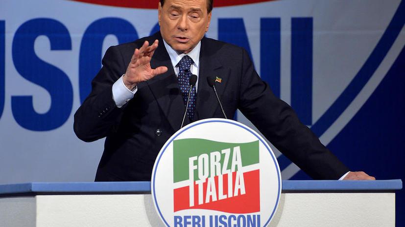 Берлускони: Санкционная политика Запада в адрес России — безответственное решение мировых лидеров