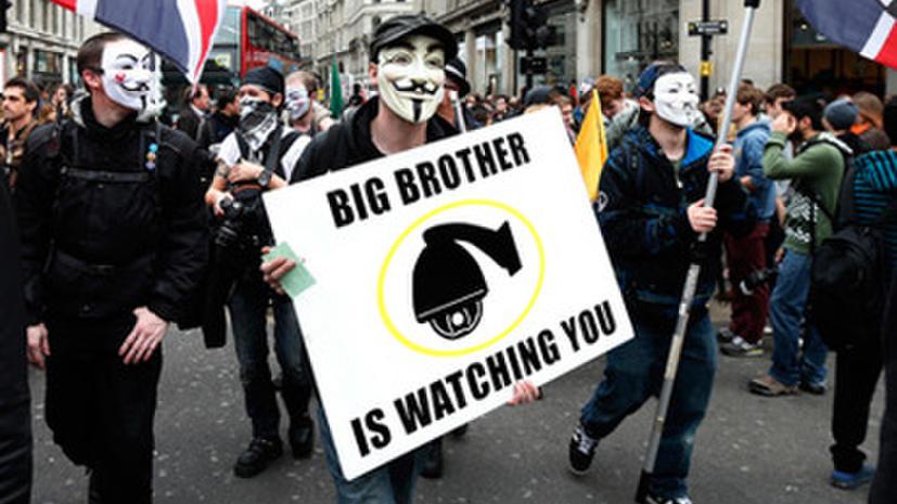 Десятки тысяч людей на улицах Британии против мер жесткой экономии