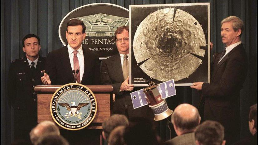 Америка планировала взорвать ядерную бомбу на Луне