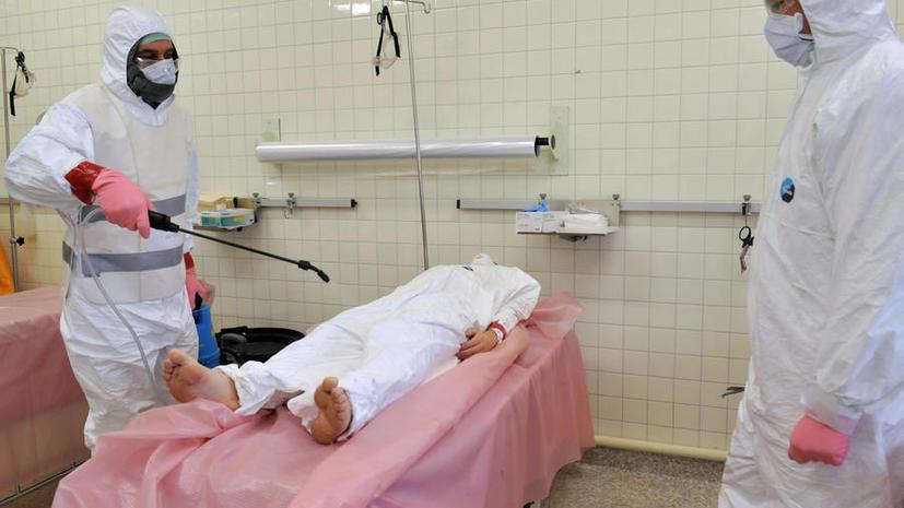 Радиационное заражение в Ираке выше, чем в Хиросиме