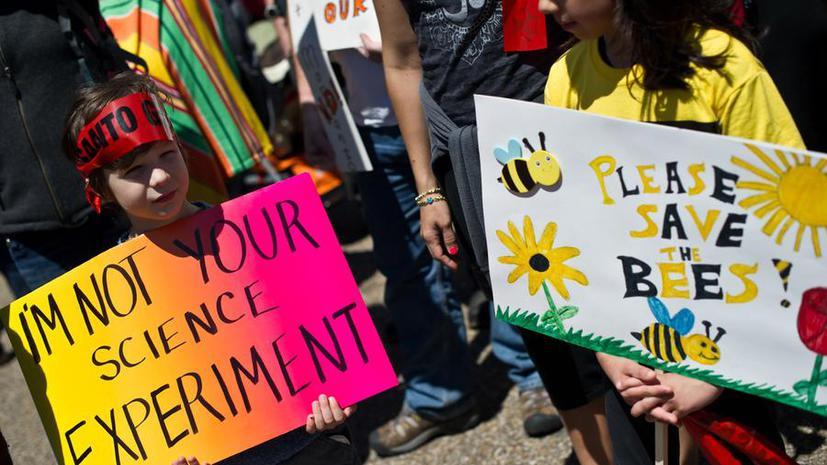 Pepsi, Nestle и Monsanto намерены заблокировать закон о маркировке ГМО-содержащих продуктов