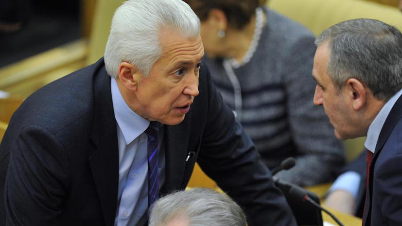 Госдума РФ: Киевские власти не торопятся найти виновников убийств на Майдане