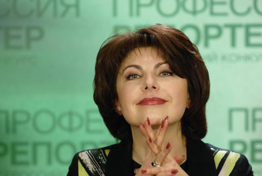 Татьяна Миткова отказалась от литовской госнаграды в знак поддержки Дмитрия Киселёва