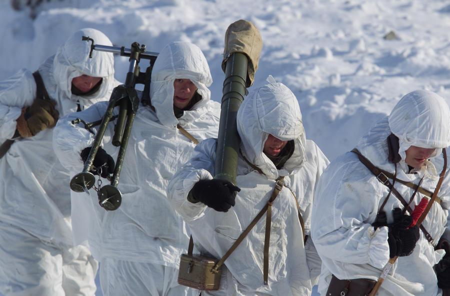 Россия создаёт новое военное объединение для защиты арктических границ