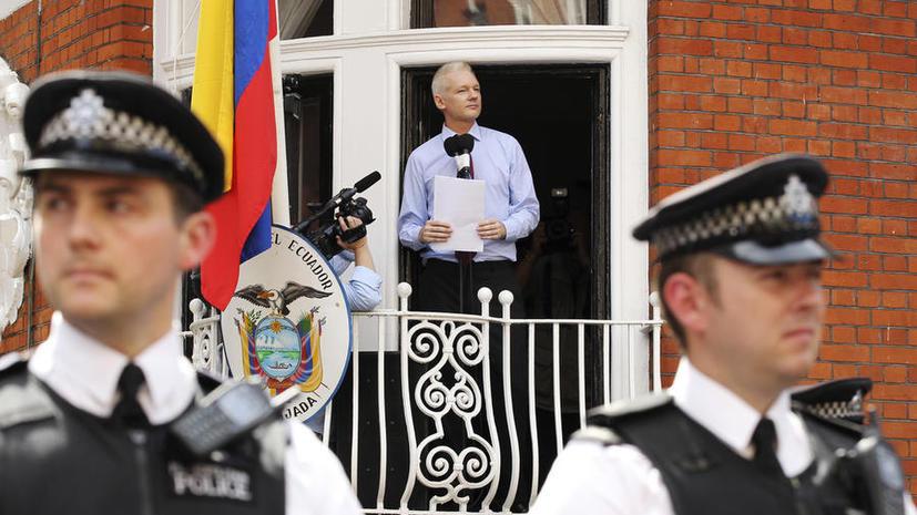 Источник BBC: ООН принял решение в пользу Джулиана Ассанжа