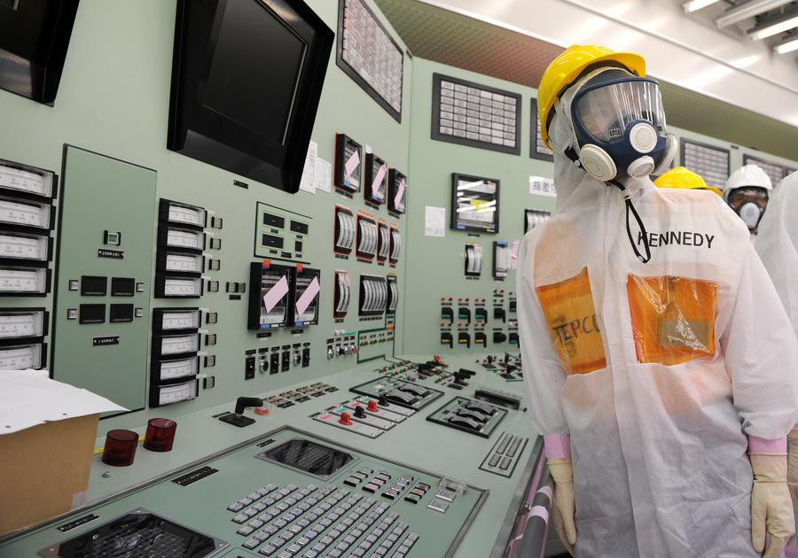 Система очистки радиоактивной воды на «Фукусиме» остановлена из-за неполадок