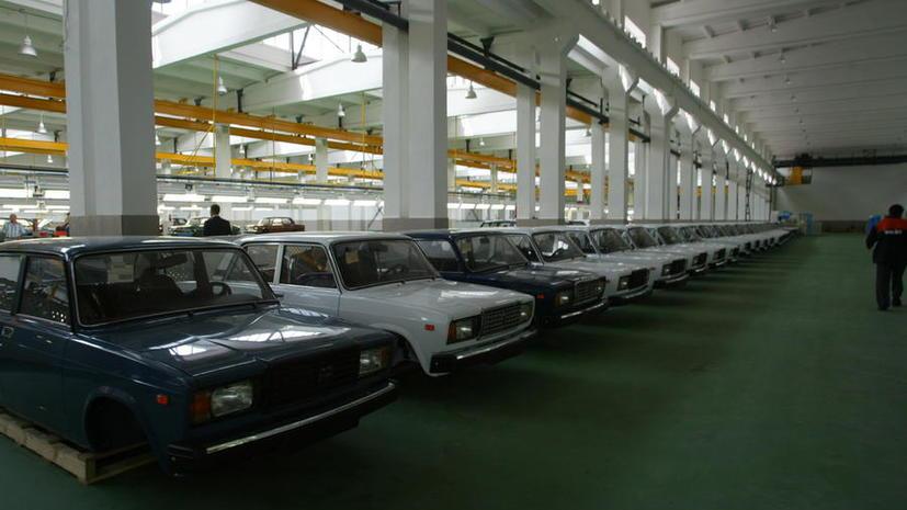 Увольняемым специалистам АвтоВАЗа предложат поработать в Чечне