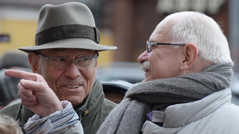 СМИ: Режиссёры Михалков и Кончаловский намерены создать сеть отечественного фастфуда