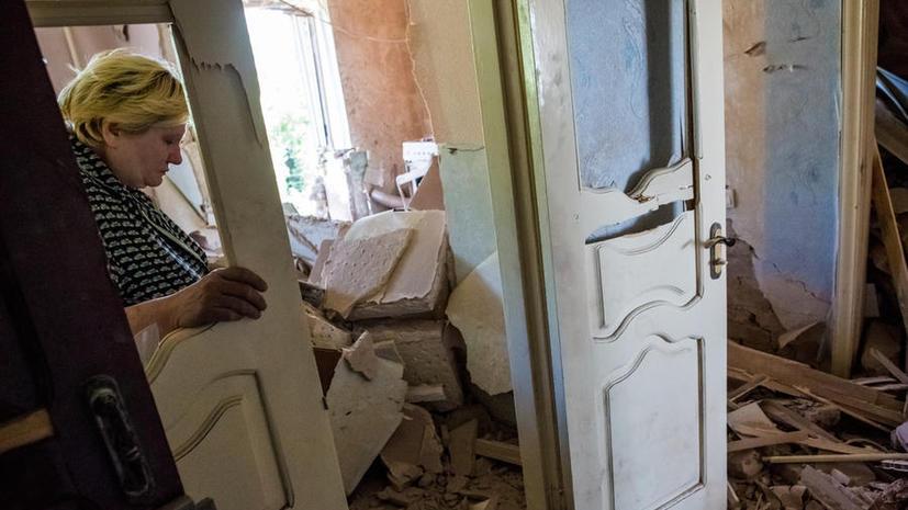 CNN: Артиллерийские обстрелы изуродовали Славянск