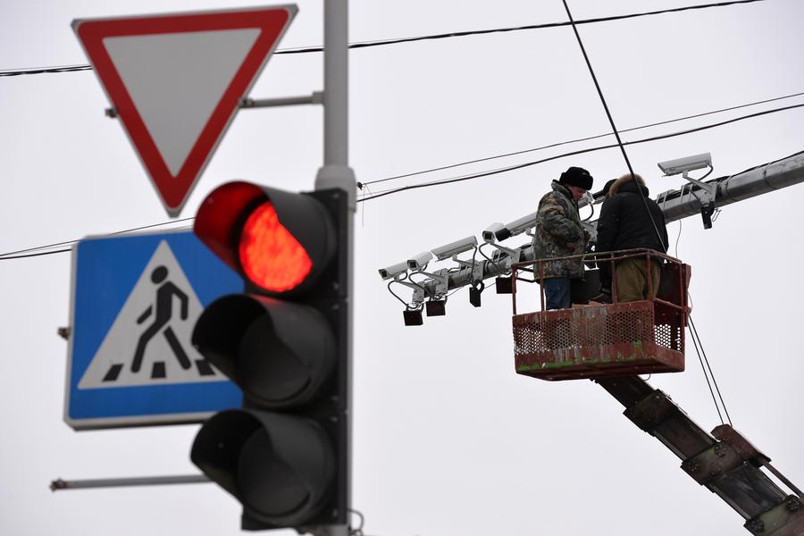 В Москве появится единая система дорожных указателей