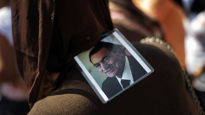 Суд Египта принял решение об освобождении Мубарака