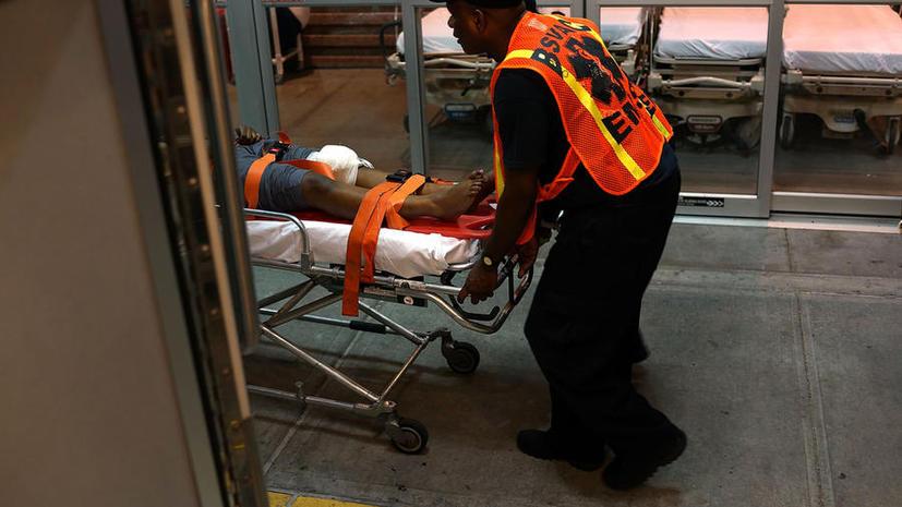 Служба «скорой помощи» в США не успевает реагировать на вызовы из-за нерасторопности полицейских