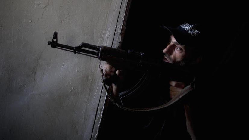 Конгресс США одобрил поставки оружия силам сирийской оппозиции