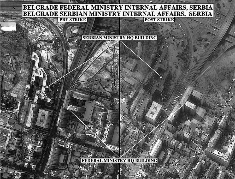 Француз, предупредивший Югославию о бомбардировках НАТО, получил награду