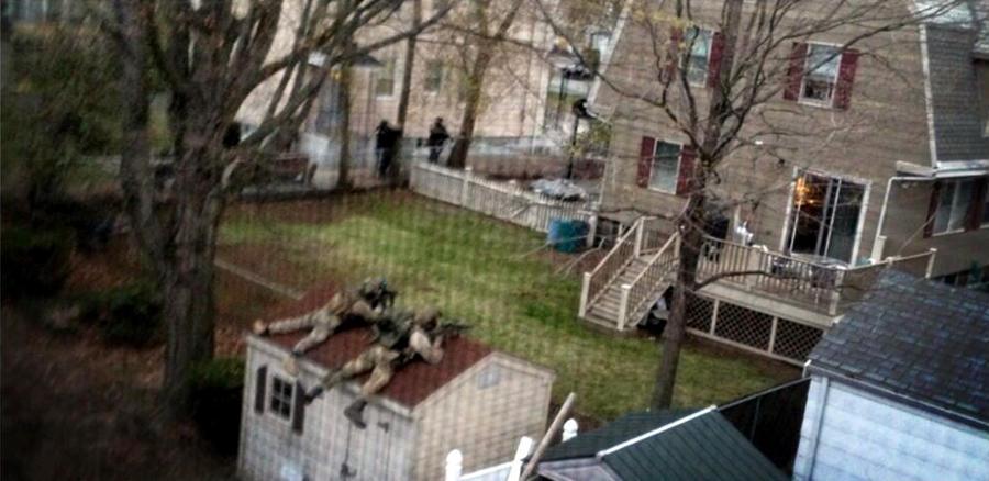 Подозреваемый в организации терактов в Бостоне мог приехать из Чечни