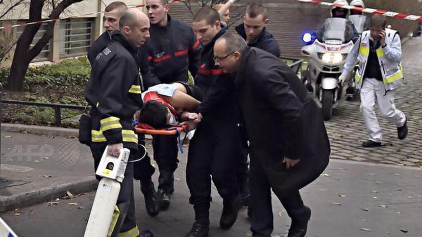 Террористы открыли стрельбу в офисе французского журнала Charlie Hebdo — хронология событий