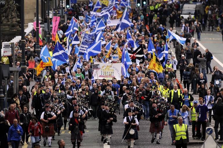 Дэвид Кэмерон намерен завоевать сердца шотландцев