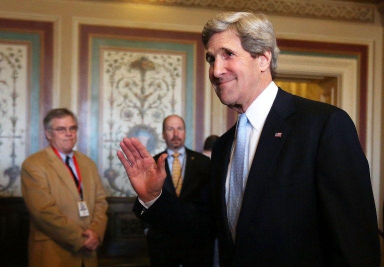 Сенатский комитет одобрил кандидатуру Джона Керри на должность госсекретаря США