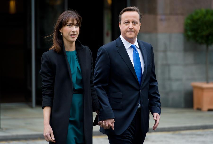 Служебное положение четы Кэмеронов помогло няне-иммигрантке получить британское подданство