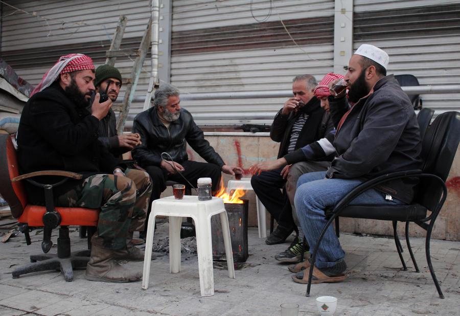 Сирийская оппозиция может лишиться поддержки Запада, если откажется от участия в «Женеве-2»